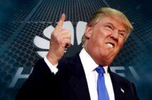 Трамп обвинил Россию в уличных погромах
