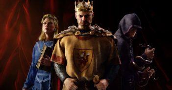 Создатели Сrusader kings 3 поддержали белорусов упоминанием на средневековой карте