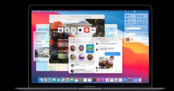 Apple представила новые компьютеры с собственным процессором М1