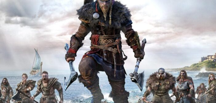 Ubisoft объявила об «исключительной активности» игроков в Assassin's Creed Valhalla
