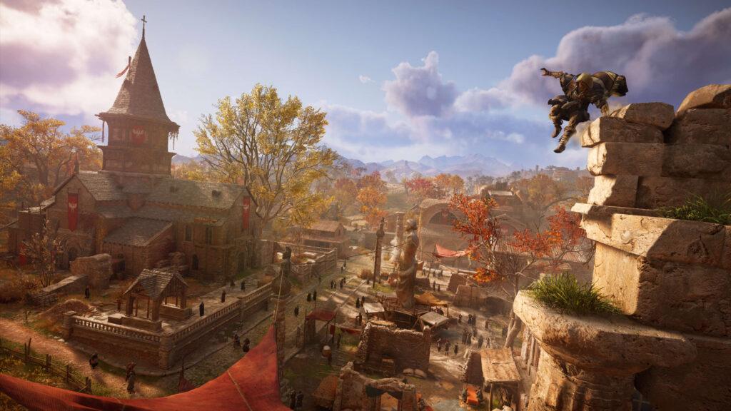 Взлом Assassin's Creed Valhalla задерживается до выхода DLC