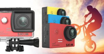 diHouse начинает поставки камер SJCAM в Россию